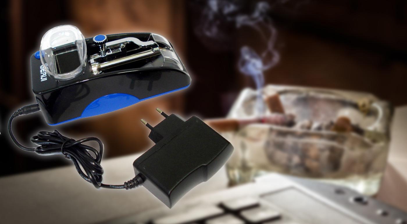 Elektrická plnička cigariet