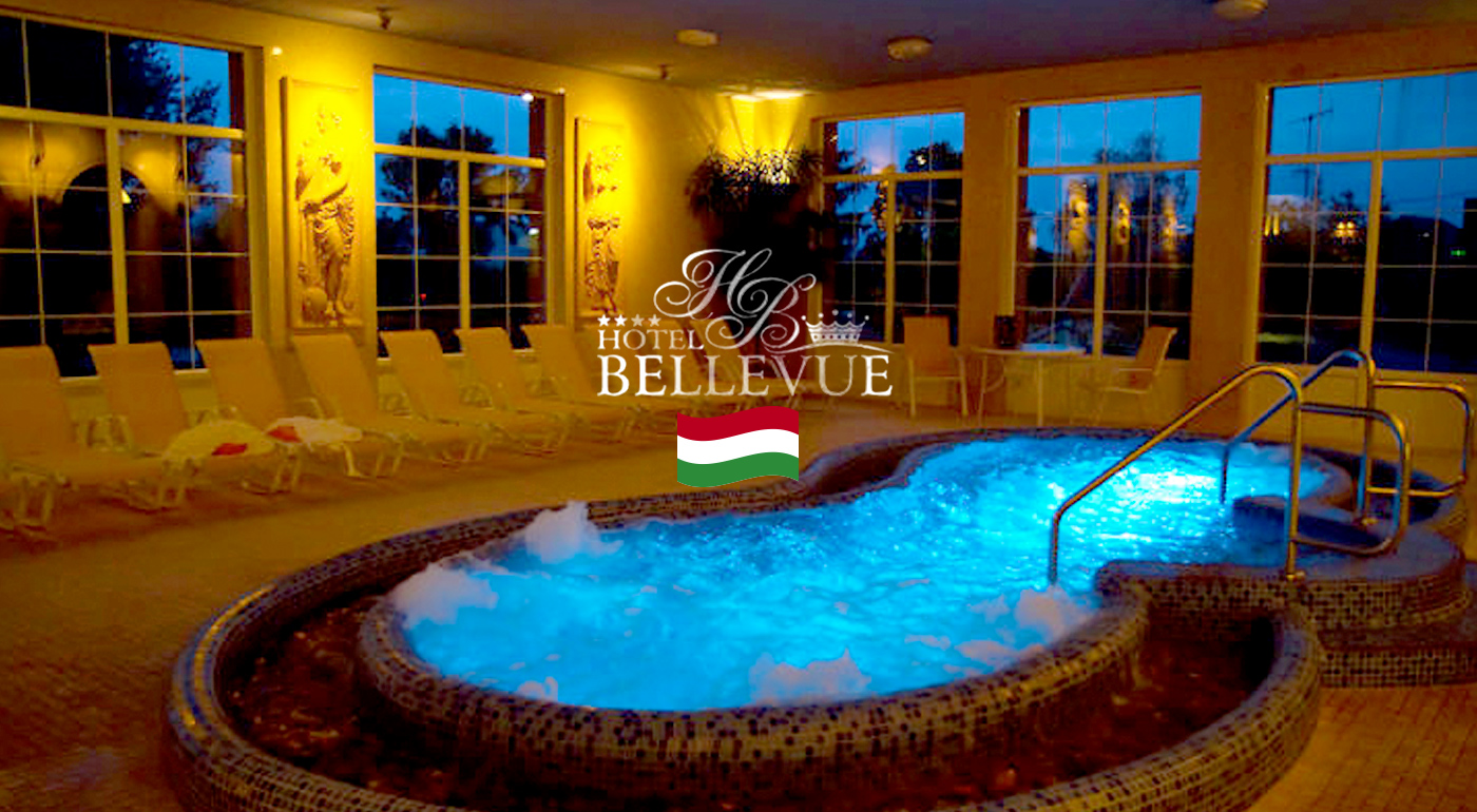 Kráľovský nedeľný oddych v maďarskom Hoteli Bellevue**** len pár kilometrov od našich hraníc