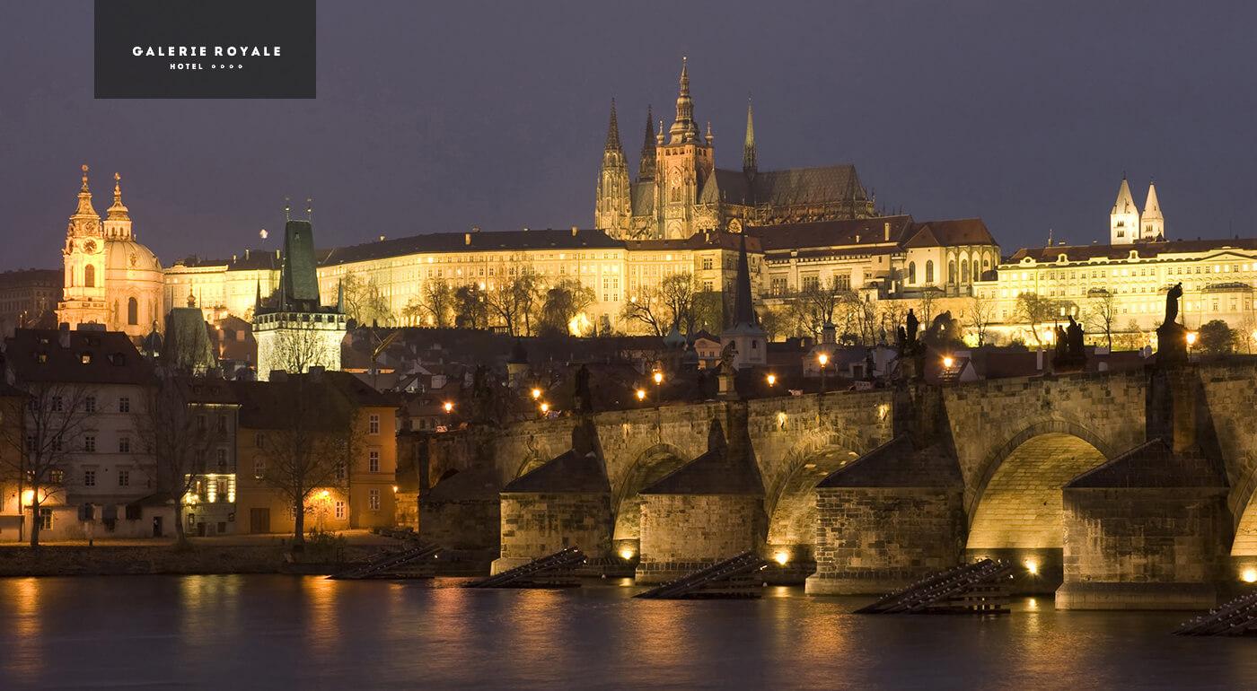 Luxusný Hotel Galerie Royale**** na 3 dni v obľúbenej pražskej štvrti Karlín