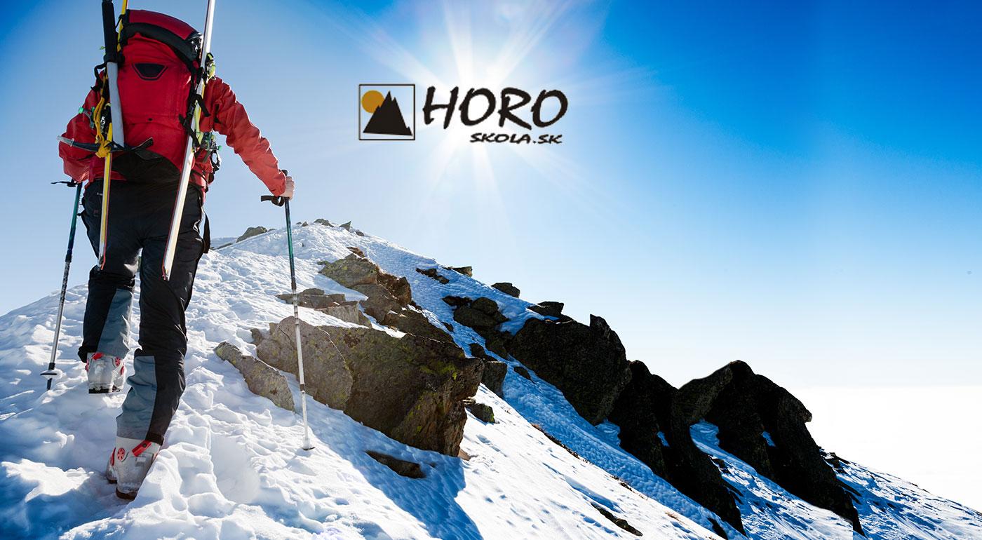 Dobrodružný 3-dňový kurz skialpinizmu s prechodom Nízkymi Tatrami