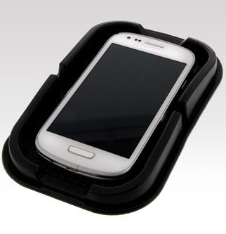 Nanopodložka so stojanom na smartfón