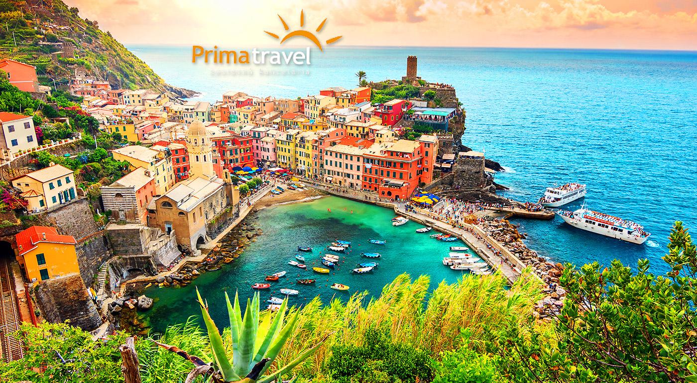 Spoznajte historický Janov, Portofino v Rajskom zálive a mesto kvetov San Remo počas 5 dní