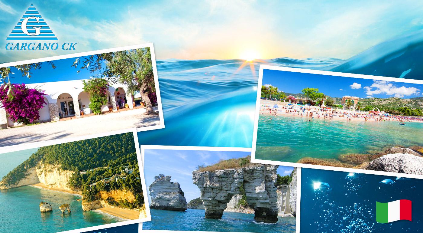 Skvelý tip na first minute dovolenku - 10 alebo 13 dní priamo pri pláži vrátane polpenzie a dopravy v Taliansku!