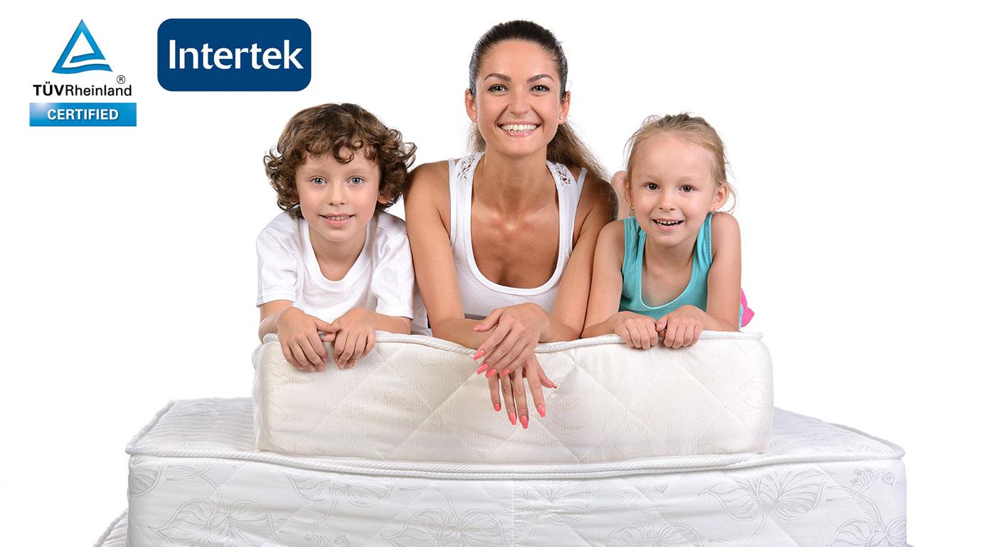 Kráľovský spánok na zdravotných taštičkových hypoalergénnych matracoch vám zabezpečia zdravý a ničím nerušený spánok