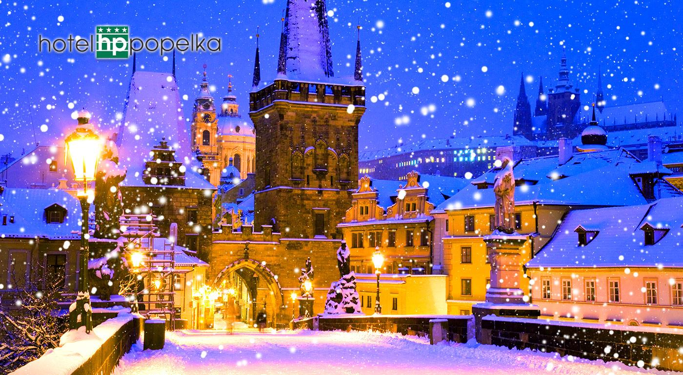 Krásy Prahy na dosah - luxusný Hotel Popelka**** neďaleko centra