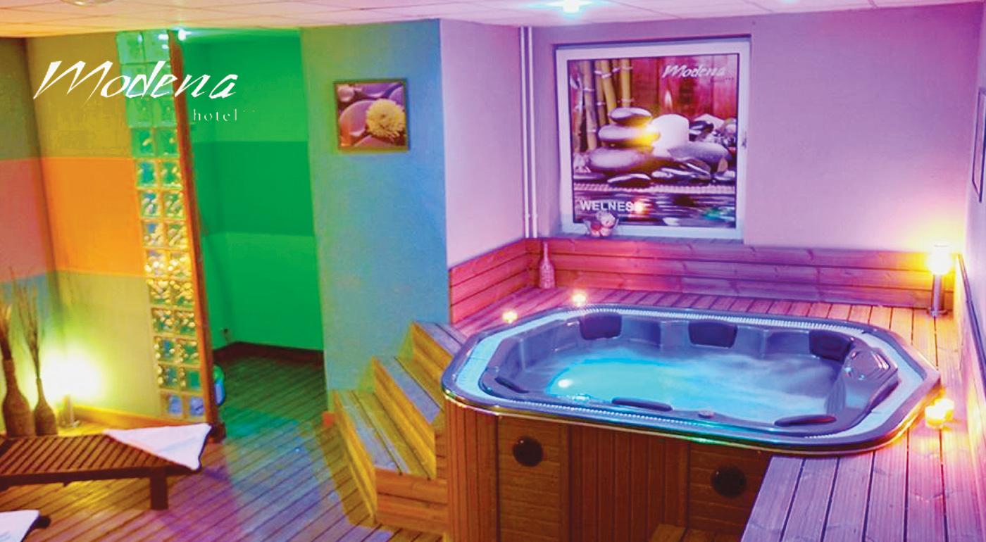 Fantastický súkromný wellness pre 2 osoby v bratislavskom Hoteli Modena***