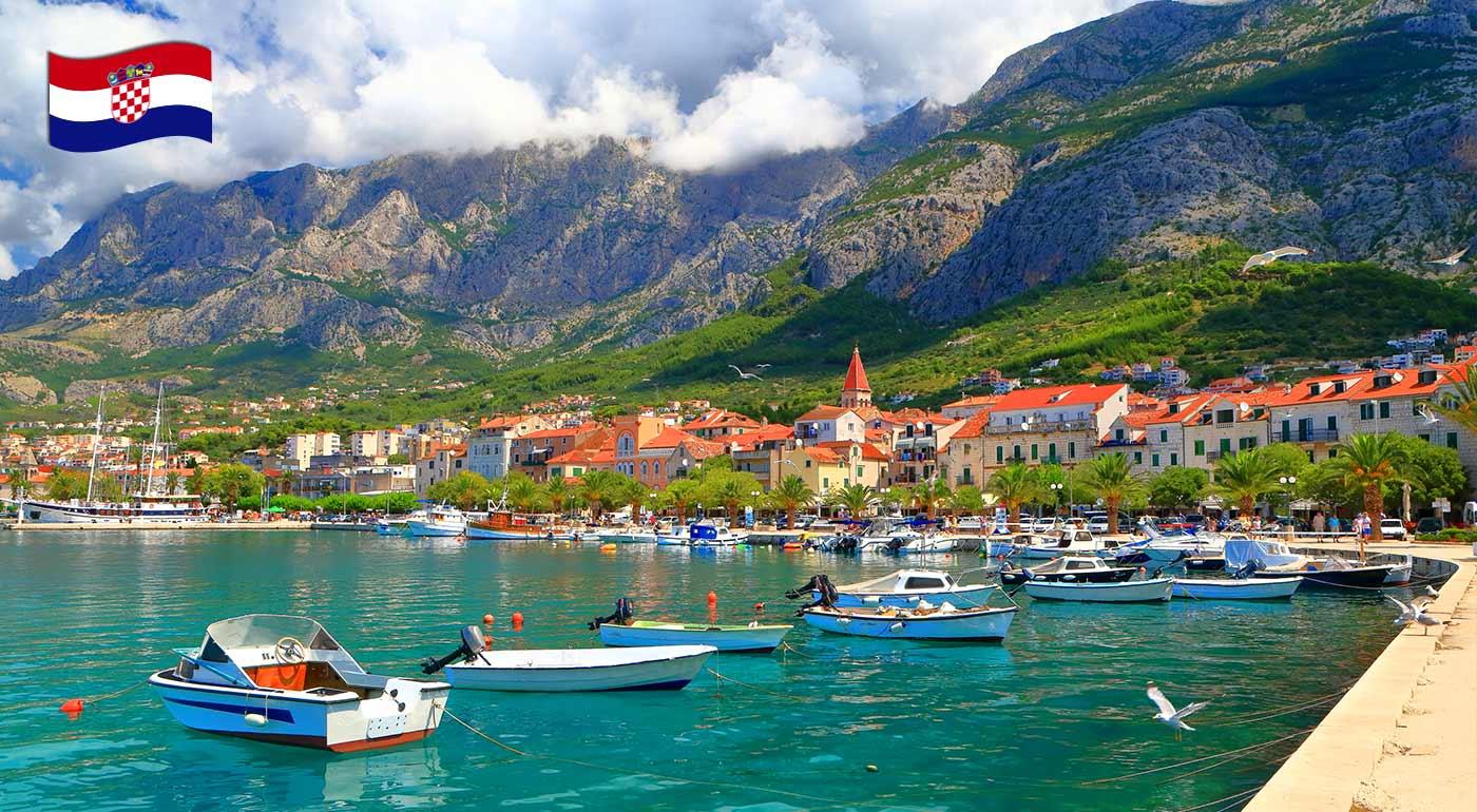 Nádherné mestečko Drvenik na Makarskej riviére vás pozýva na úžasnú letnú 8-dňovú dovolenku!