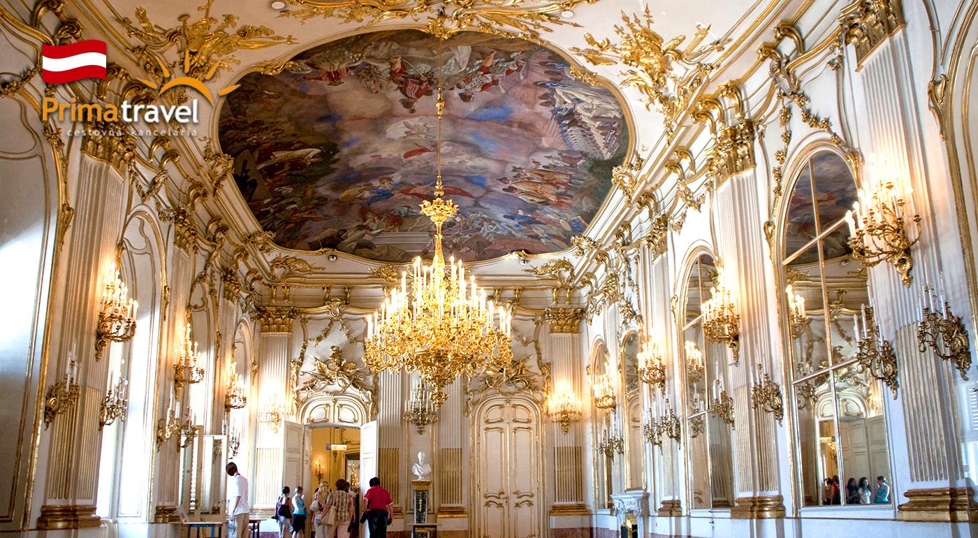 Jedinečný návrat do minulosti - nazrite do sveta rakúskej šľachty počas čarovnej návštevy viedenských zámkov