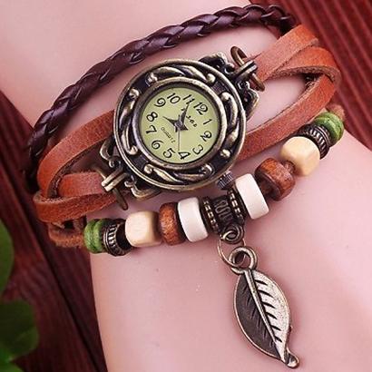 Dámske VINTAGE hodinky  95b44a0476