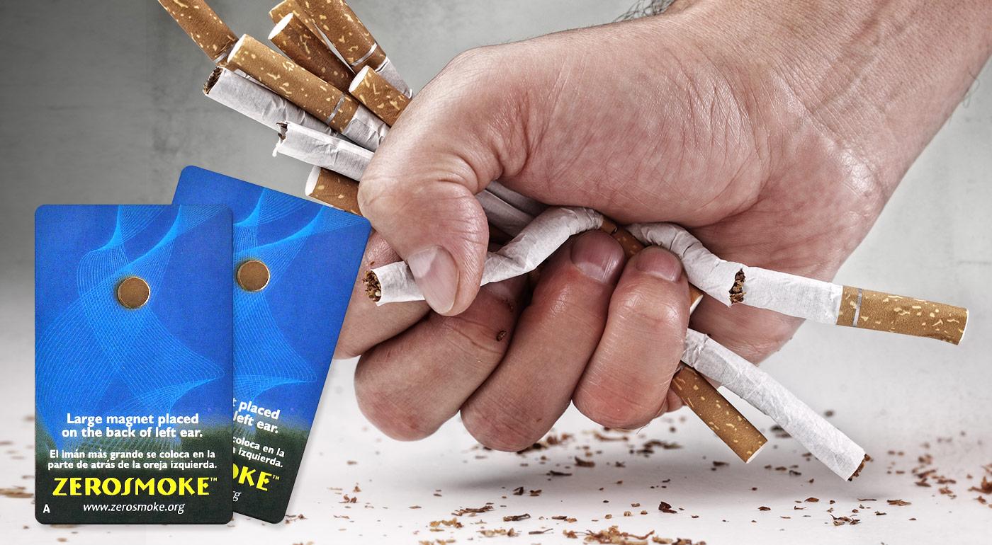 Skoncujte s fajčením vďaka magnetu Quit smoking!