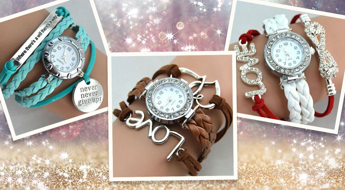 Uchvátil vás VINTAGE? Potom vás očaria aj tieto krásne hodinky za skvelé ceny!