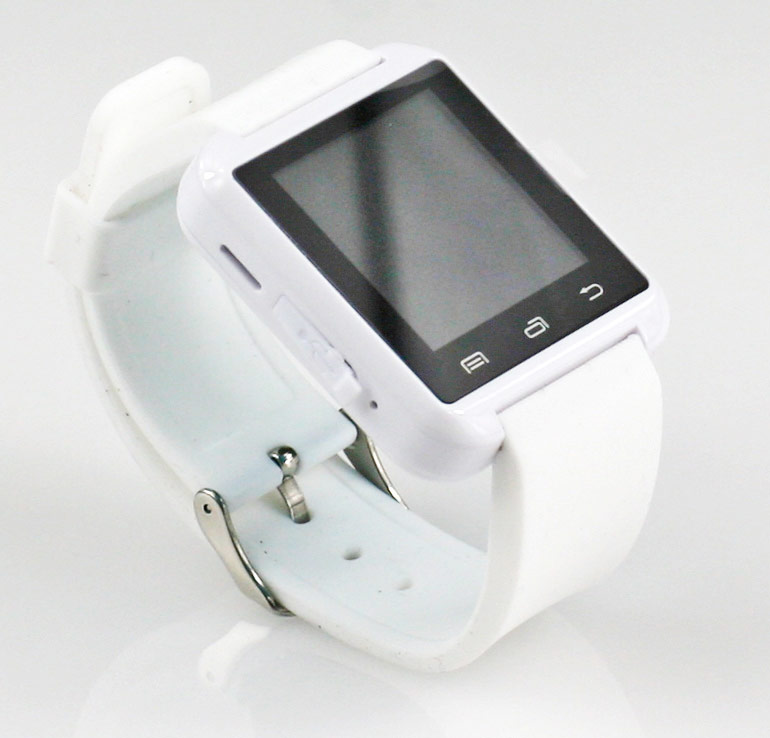 Inteligentné hodinky Smart Watch - biele