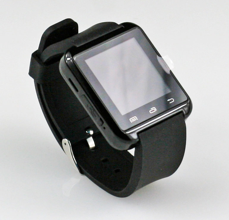 Inteligentné hodinky Smart Watch - čierne