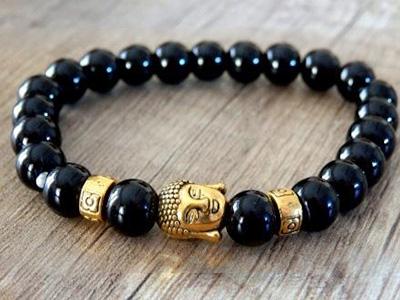 80ba9efc9 Buddha náramky s prírodnými kameňmi | ZaMenej.sk