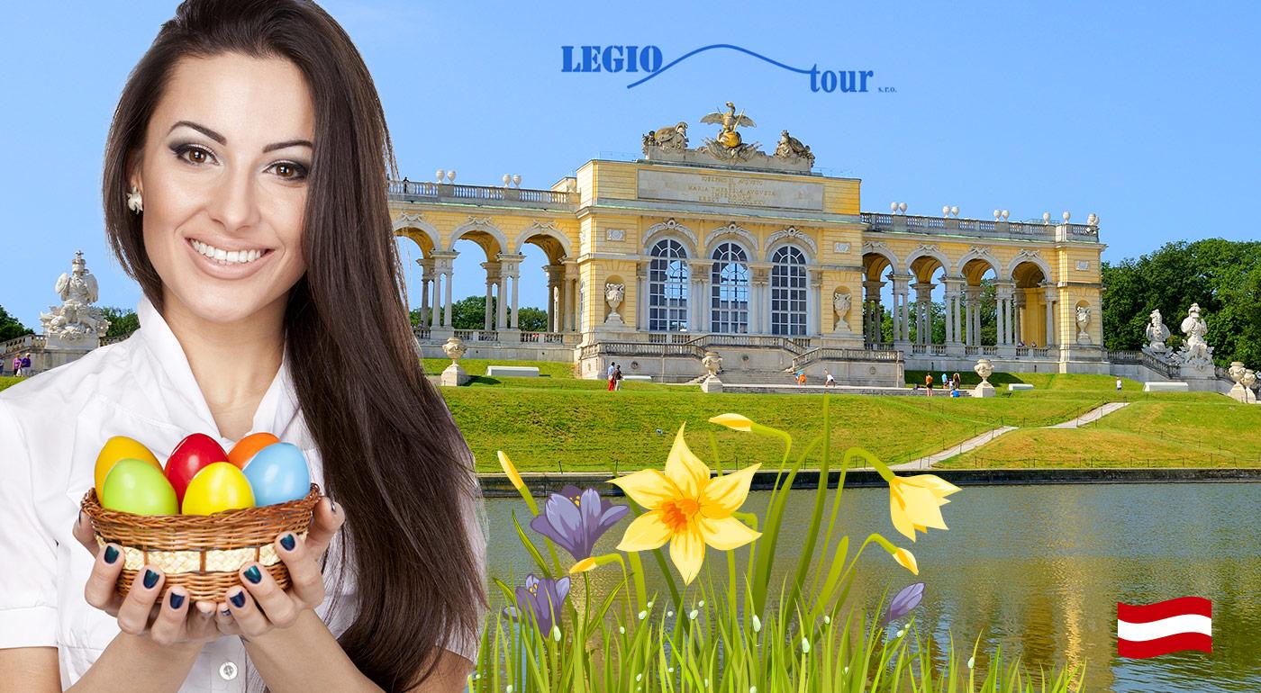 Krásny zájazd do historickej Viedne spojený s návštevou veľkonočných trhov