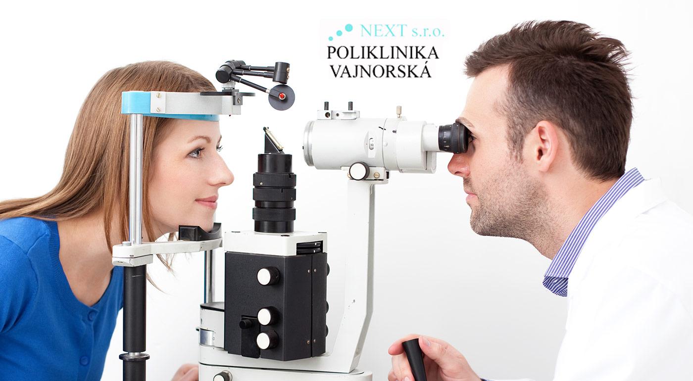 c168e438c Kompletné vyšetrenie očí najmodernejšími prístrojmi v Poliklinike Vajnorská