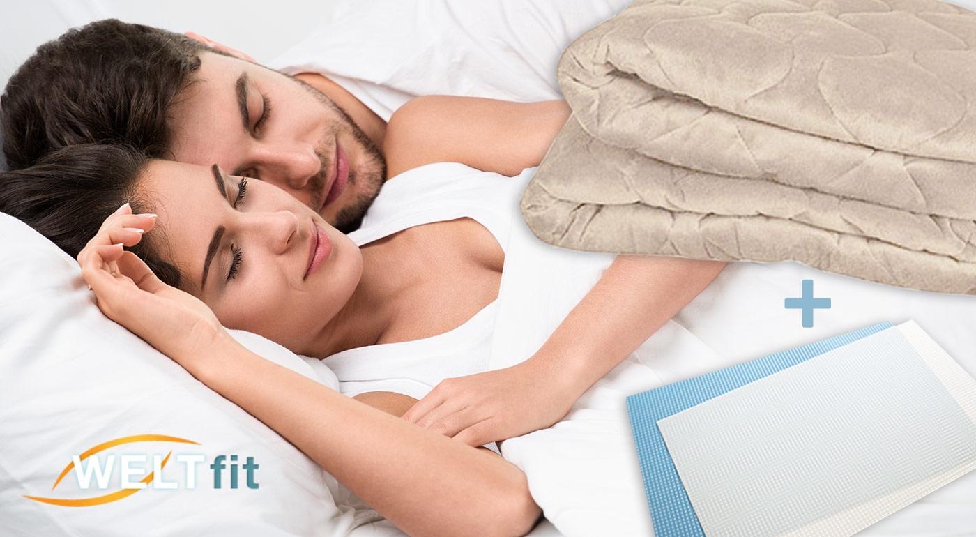 Výhrevná podložka na matrac s pozitívnymi účinkami na vaše zdravie