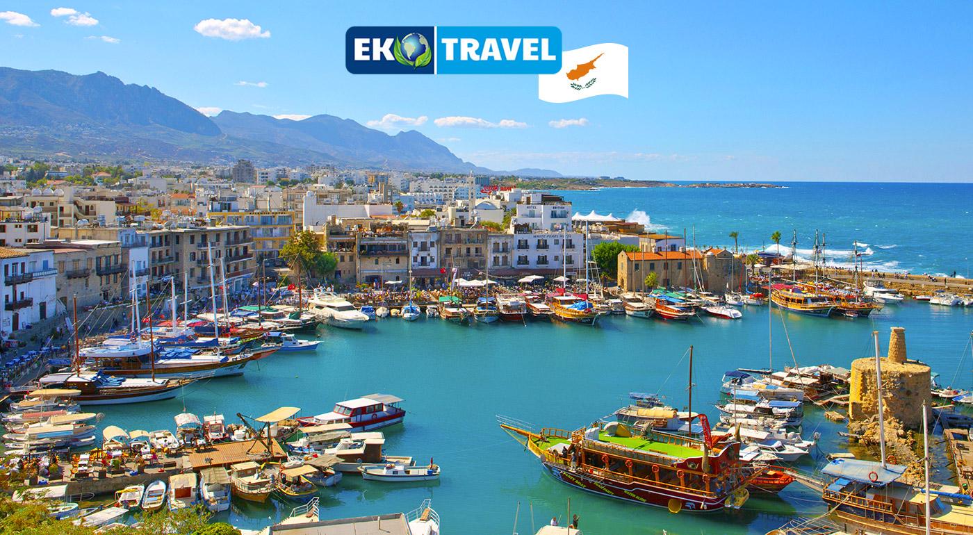 8-dňová dovolenka plná slnka na severnom Cypre v Riverside Premium hotel****