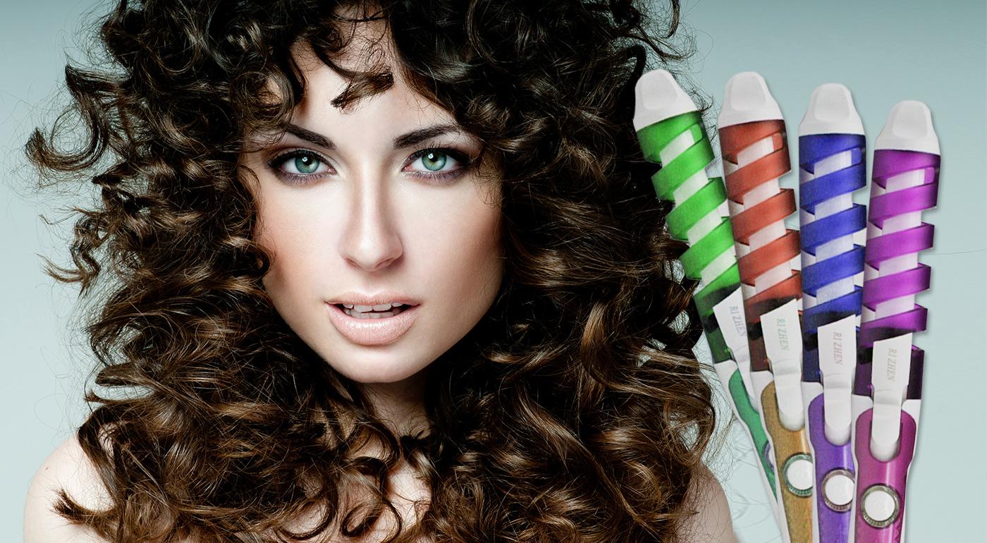 Profesionálna vlasová kulma Perfect Curl