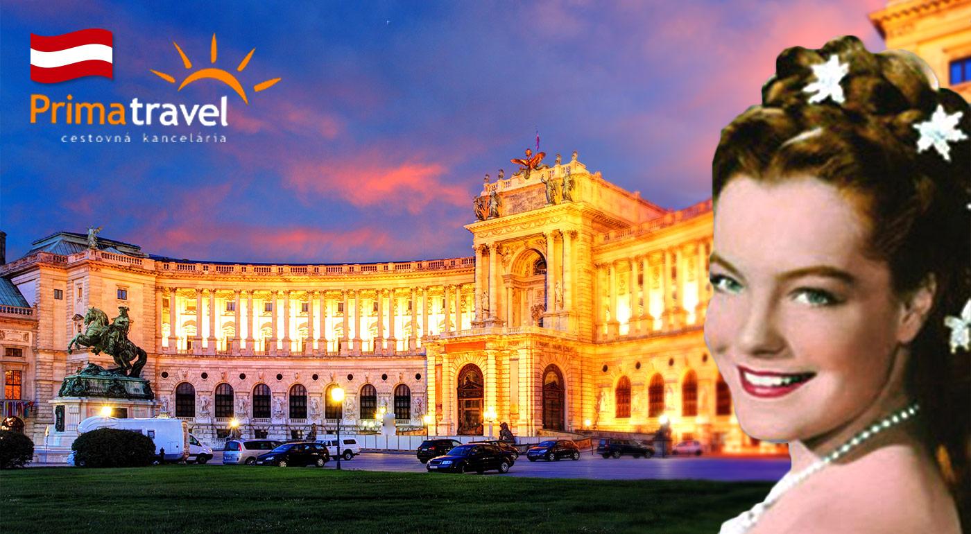 Poznávací zájazd do Viedne v štýle cisárovnej Sissi a návšteva šnapsu vo Viedni