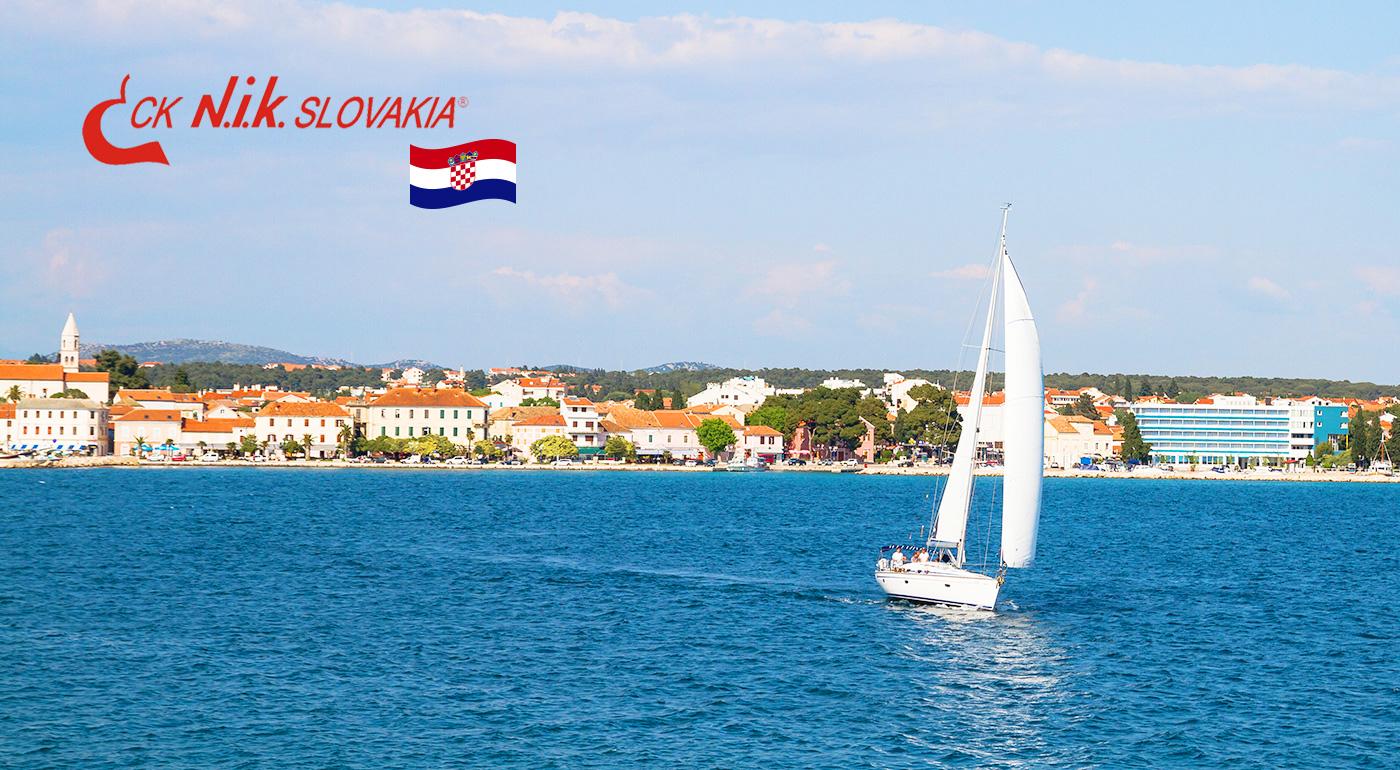 Veľká noc pri mori v luxusnom Hoteli Ilirija**** v Chorvátsku