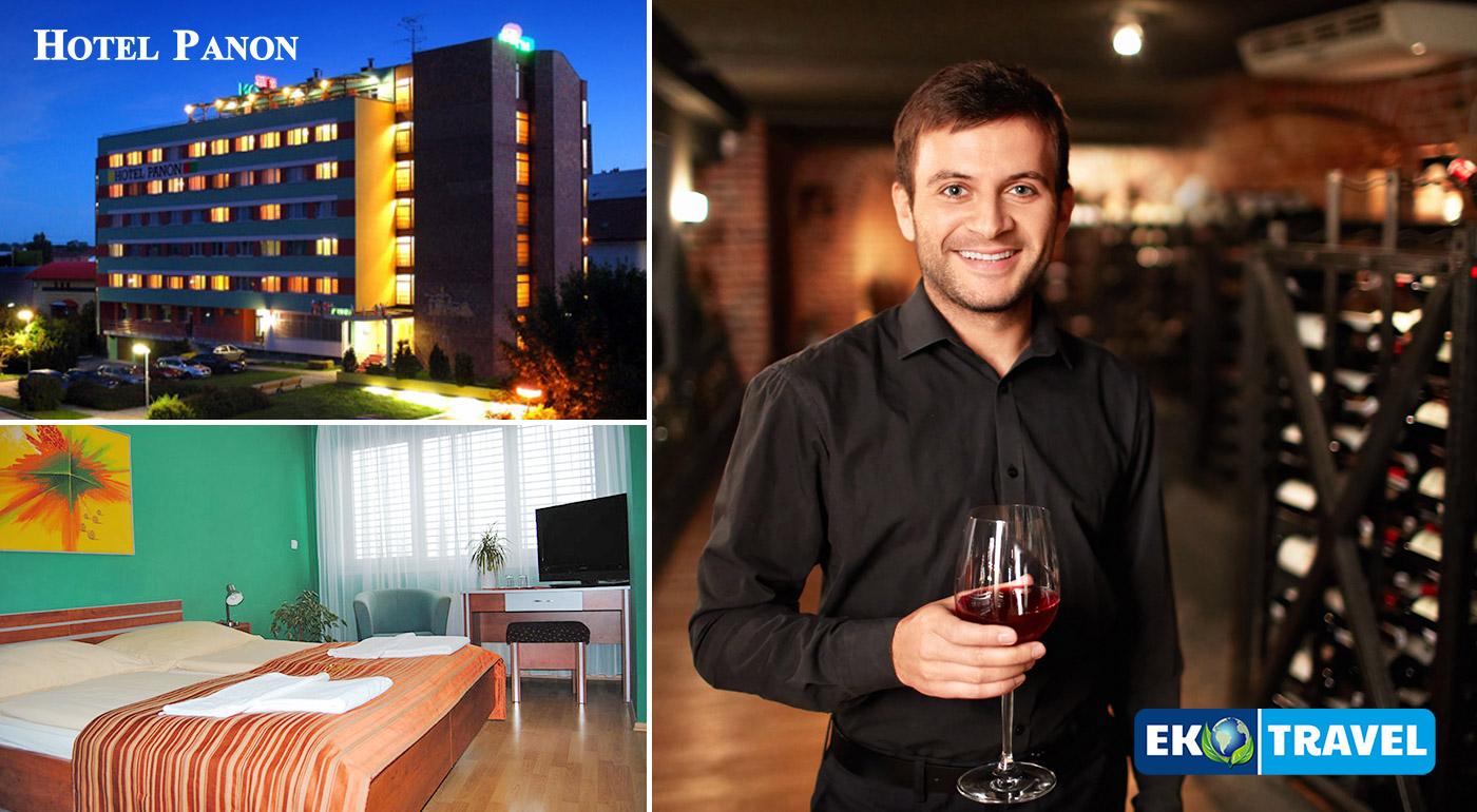 Relax pobyt v Hodoníne v Hoteli Panon*** aj s polpenziou a zľavami!