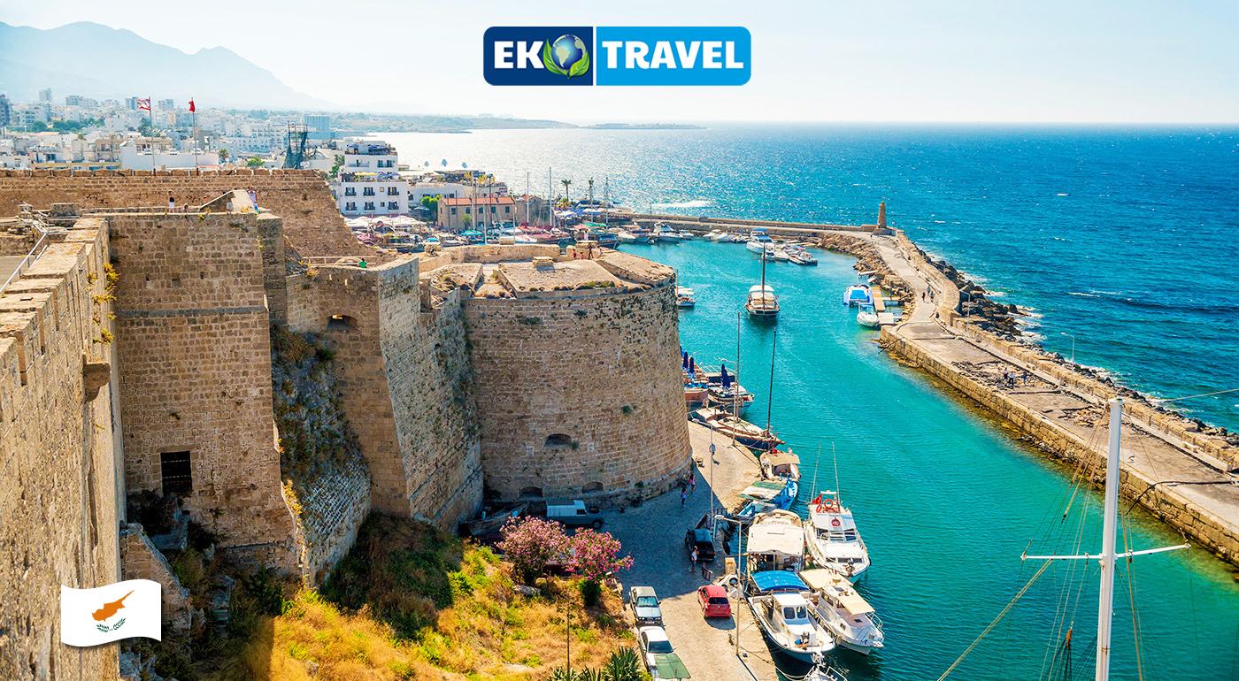 Dokonalých 8 dní na severnom Cypre v hoteli ACAPULCO***** s letenkou a All inclusive light