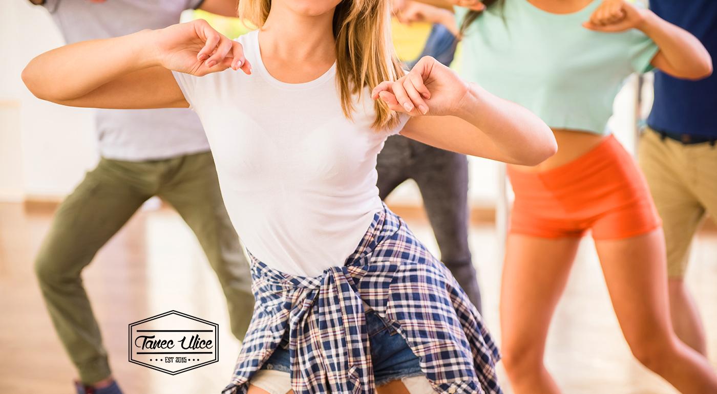 Kurzy tanca v štýloch Funky, Hip-hop, Electric Boogie, Locking a Popping a iných!