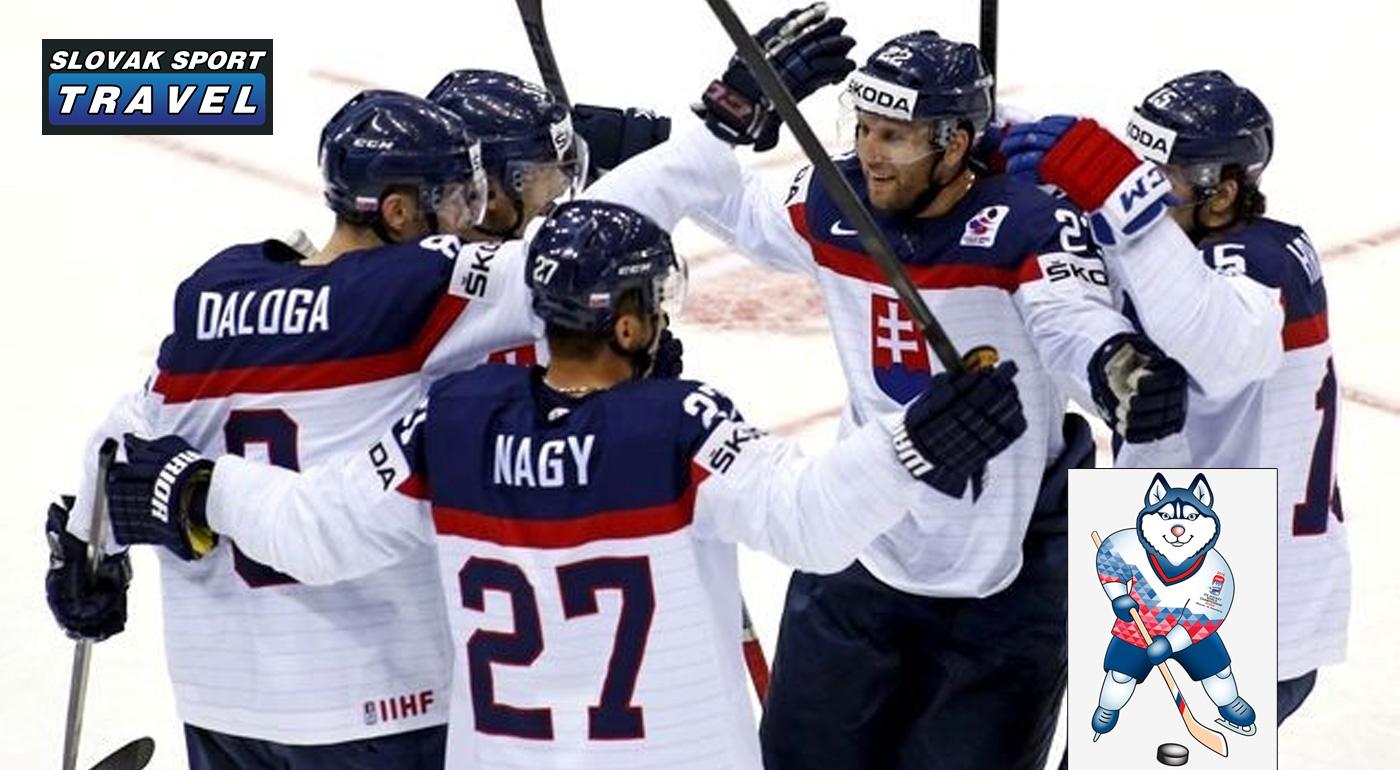 LAST MINUTE ponuka - povzbudzujte SLOVENSKO na MS v hokeji 2016 v Petrohrade