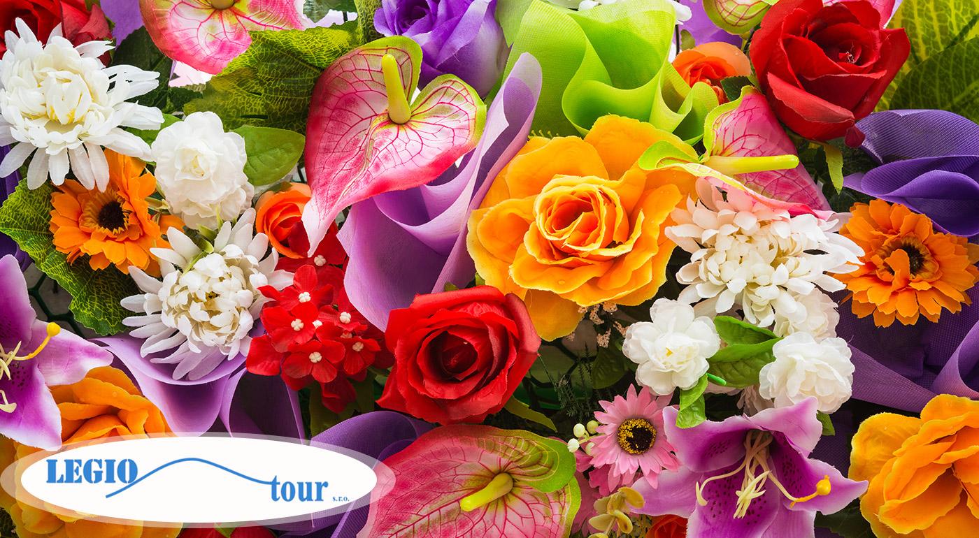 FLORA Olomouc - najväčšia výstava kvetov v Čechách