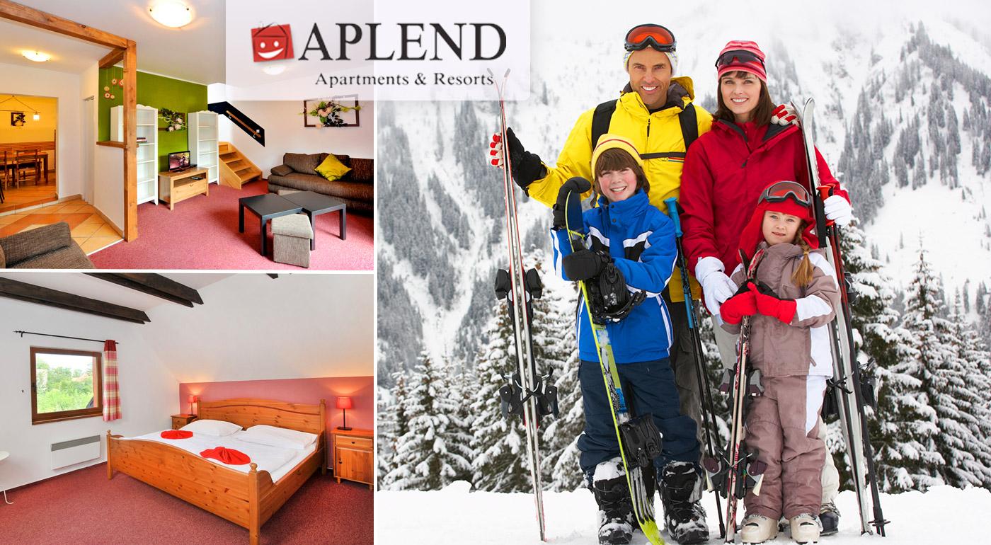Ideálny oddych a lyžovačka vo Vysokých Tatrách v Tatry Holiday!