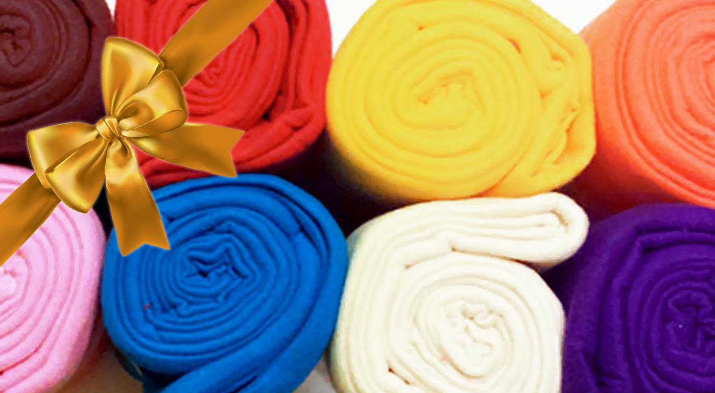 Hrejivá, mäkká deka vo viacerých farbách - spríjemnite si chladné večery