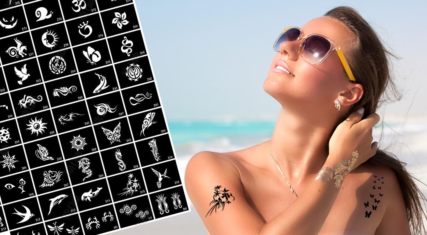 Život je zmena - perfektné dočasné tetovanie v Choco Sole v Prešove!