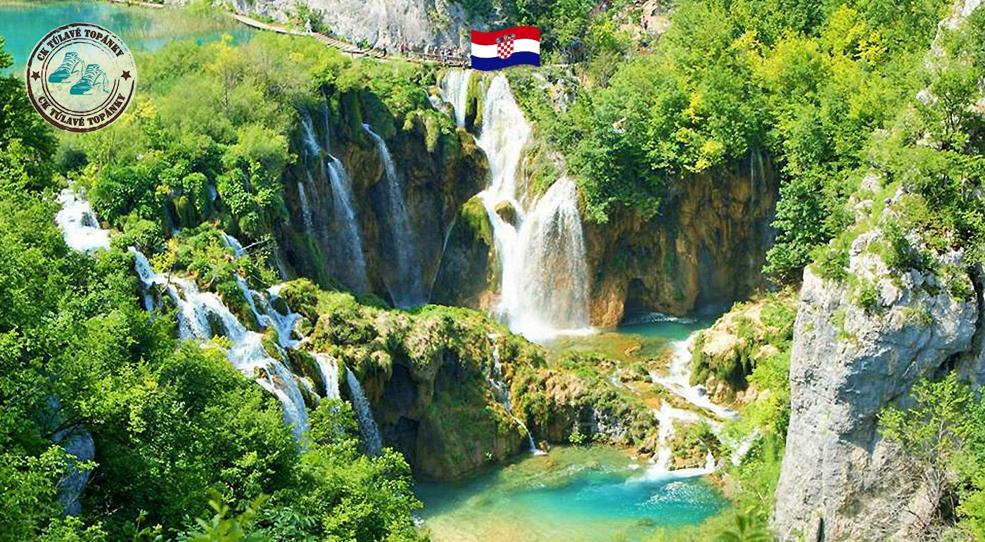Víkendový poznávací zájazd na Plitvické jazerá a do večerného Záhrebu v Chorvátsku