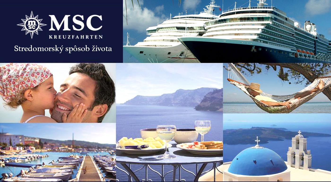 Nezabudnuteľná 8-dňová plavba luxusnou loďou MSC Armonia za krásami ostrovov Západného Stredomoria!