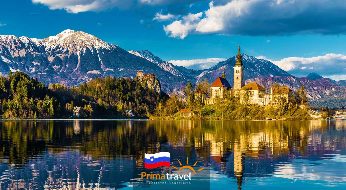 Spoznajte krásy Slovinska počas 3-dňového zájazdu vrátane dopravy, ubytovania s raňajkami a sprievodcom.