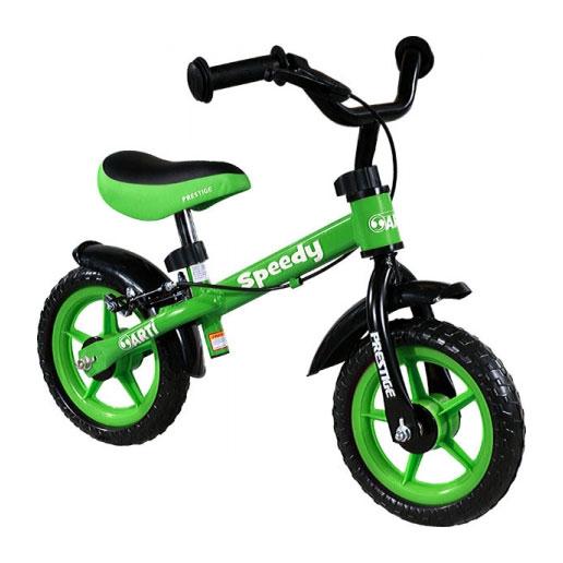 Detské odrážadlo zelené