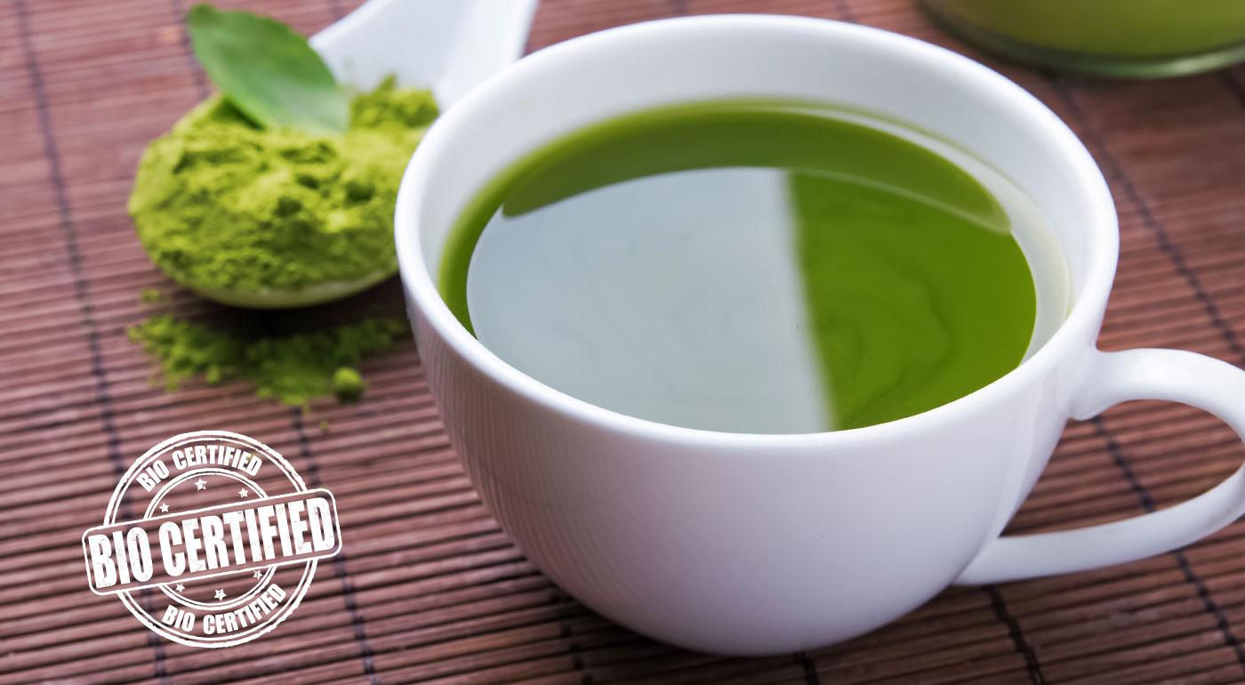 Matcha - 100% certifikovaný čaj matcha v čistej podobe alebo s príchuťou vanilky