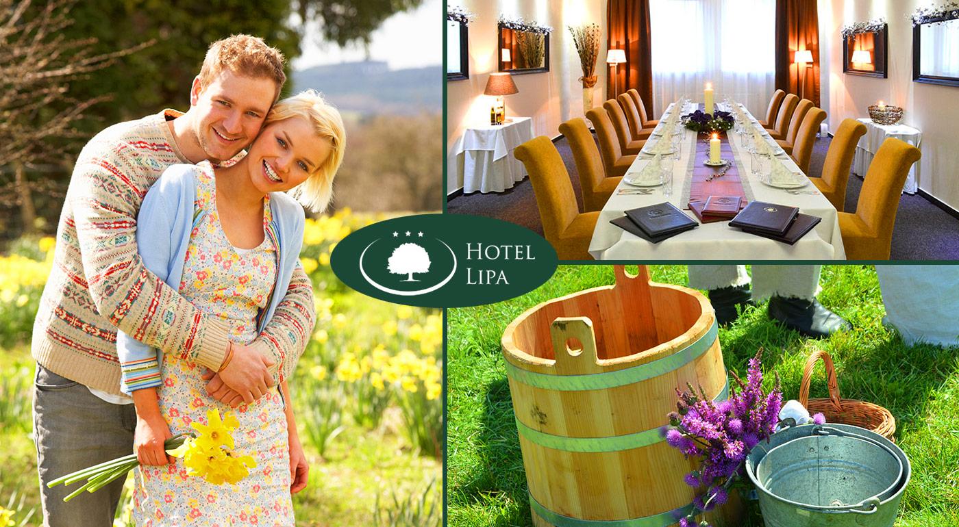 Veľká noc v krásnom prostredí Veľkej Javoriny v Hoteli Lipa*** s polpenziou, sviatočnou veselicou a romantickou atmosférou
