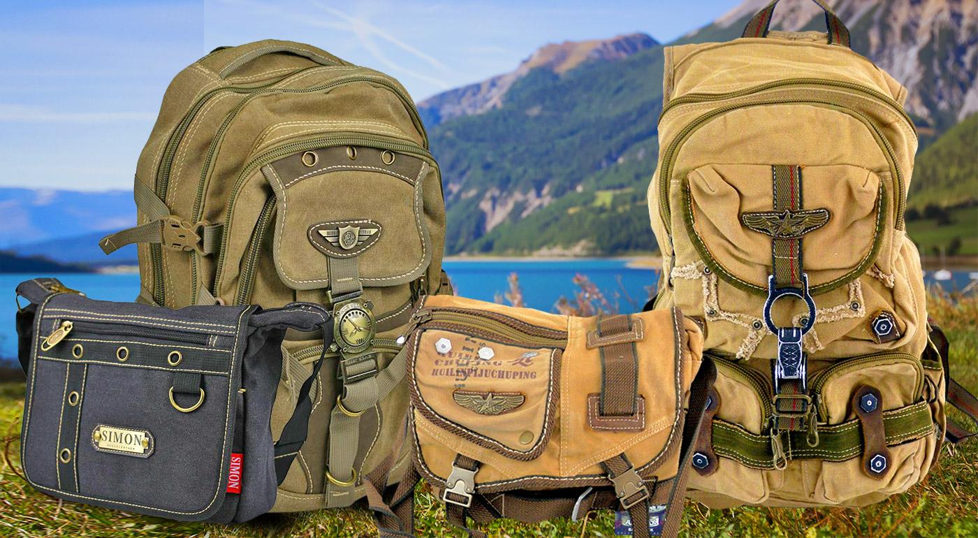 S týmito batohmi a taškami na plece precestujete celý svet!
