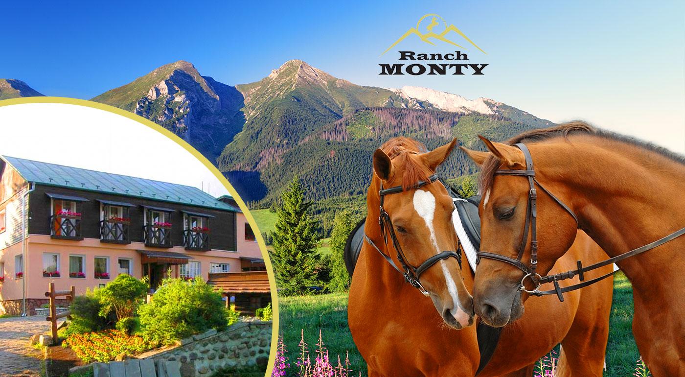 Veľkonočný pobyt v Tatrách so zabíjačkou a ochutnávkou špecialít - Monty Ranch