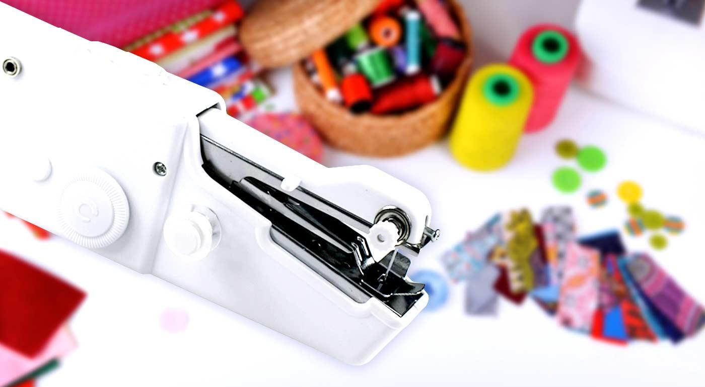 Ručný šijací stroj - Handy Stitch