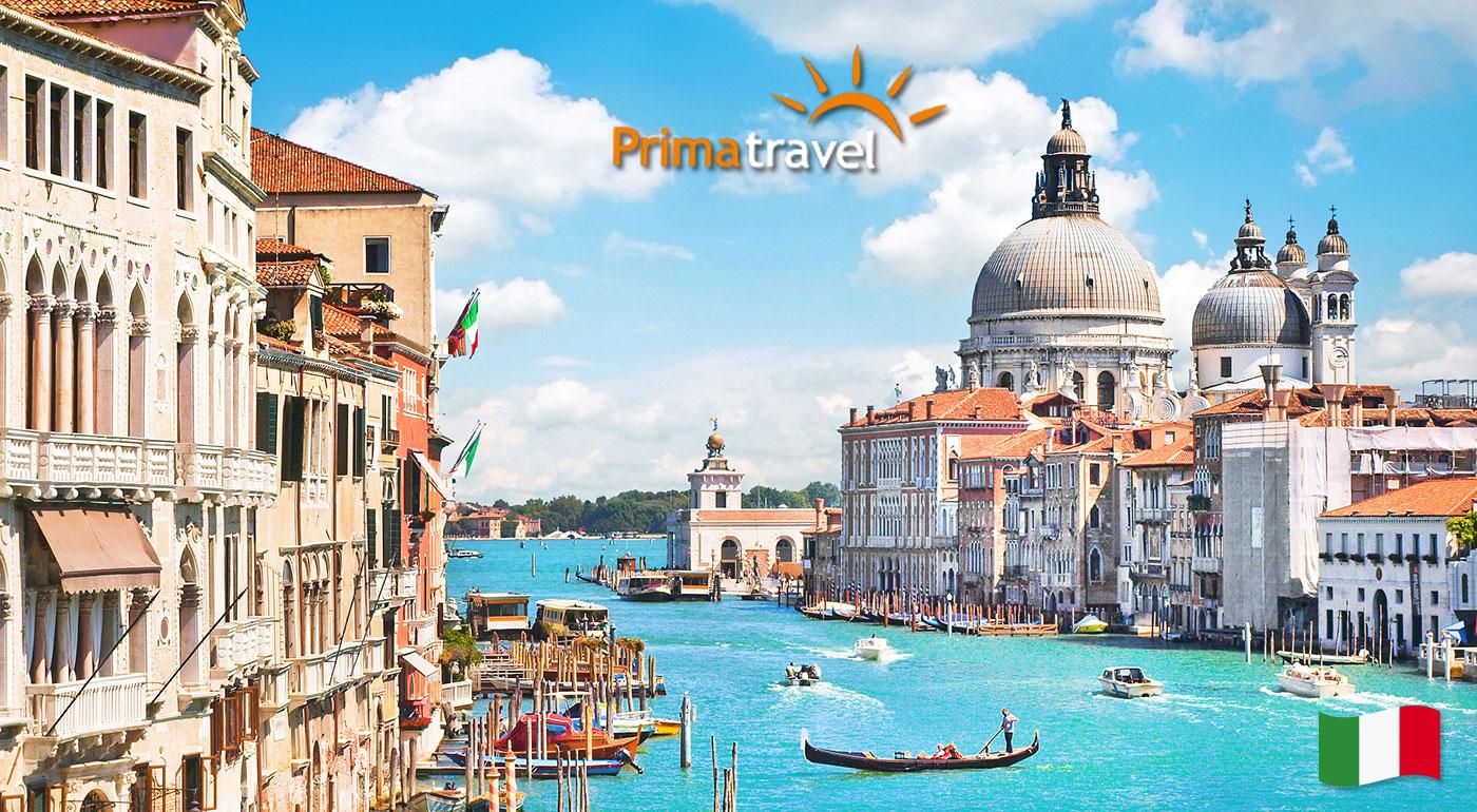 Spoznajte čarovné Benátky a oddýchnite si v prímorskom letovisku Lido di Jesolo