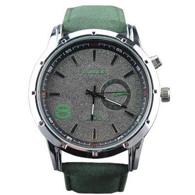 Pánske hodinky značky MILER - zelené