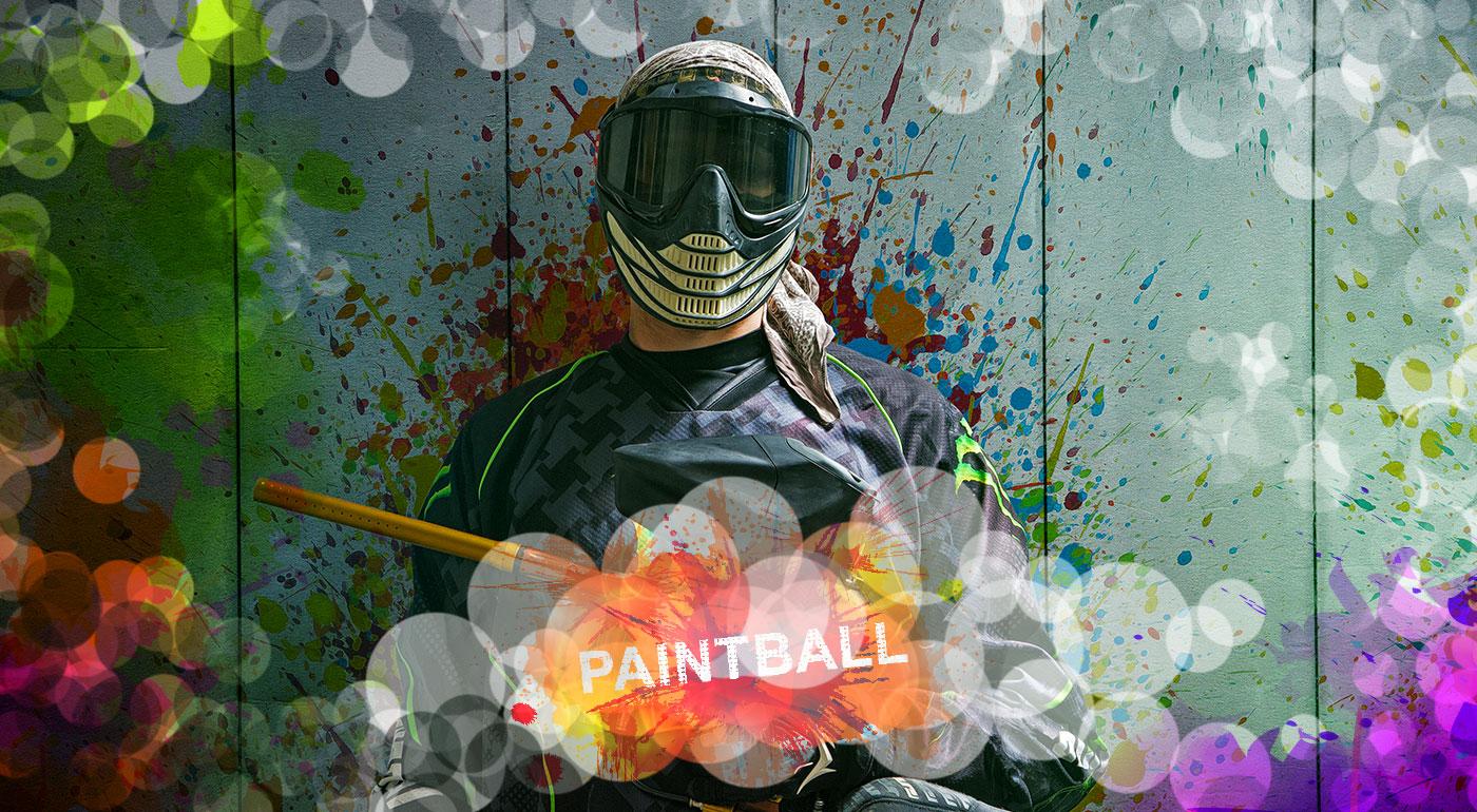 Zahrajte si superakčný paintball v plnej výzbroji na perfektnom ihrisku v Kútoch