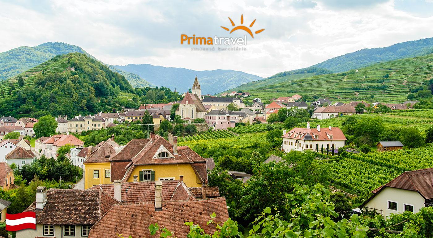 Spoznajte nádherné rakúske údolie Wachau a zažite jedinečné marhuľové slávnosti s množstvom špecialít