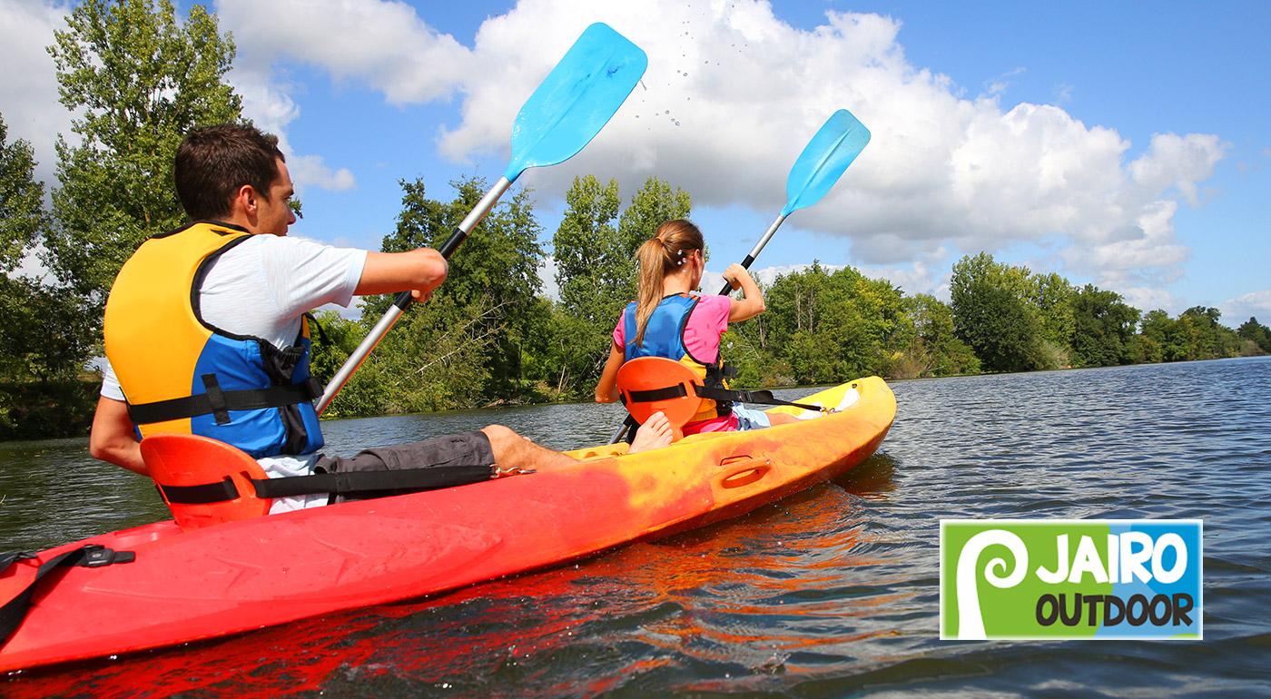 Jarné dobrodružstvo na vode - splav Dunaja na štýlových kanoe