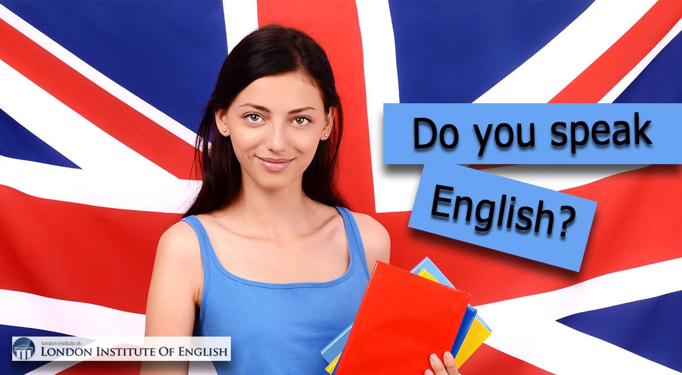 Domáci online kurz angličtiny od London Institute of English vrátane certifikátu