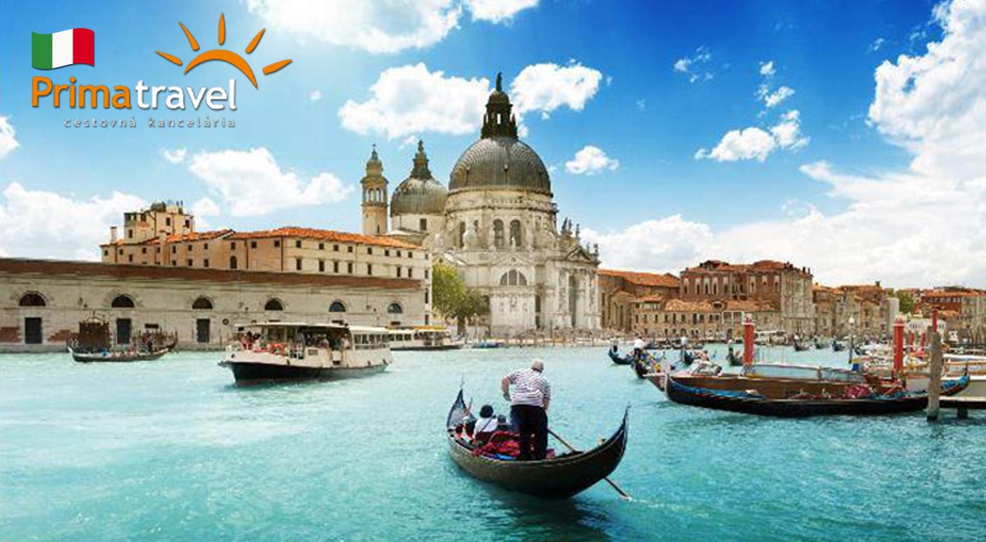 Letné víkendové leňošenie v prímorskom letovisku Lido di Jesolo s výletom do Benátok