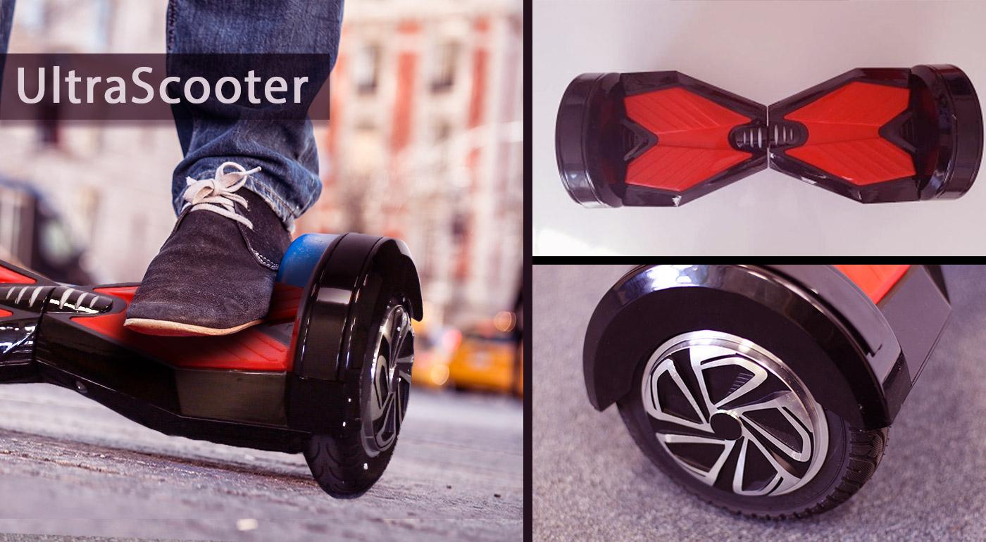 Svetová novinka už aj u nás - moderný UltraScooter